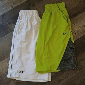 Nike UA shorts men's M